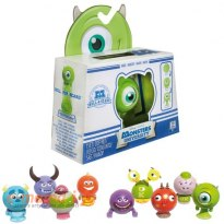 MONSTERS U Roll a scare monsters