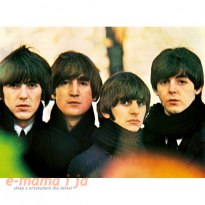 CLEMENTONI 500 EL. Puszka, The Beatles