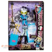 MONSTER HIGH Wyprawa do Upioryża Frankie